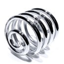 """Chromed 2"""" (50mm) Seat Spring for Solo Single Seat..."""
