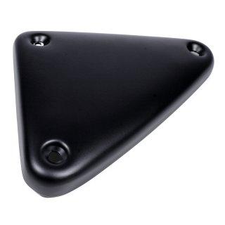 Zündbox Cover Schwarz für Harley Davidson Sportster Zündmodul Abdeckung 883 1200