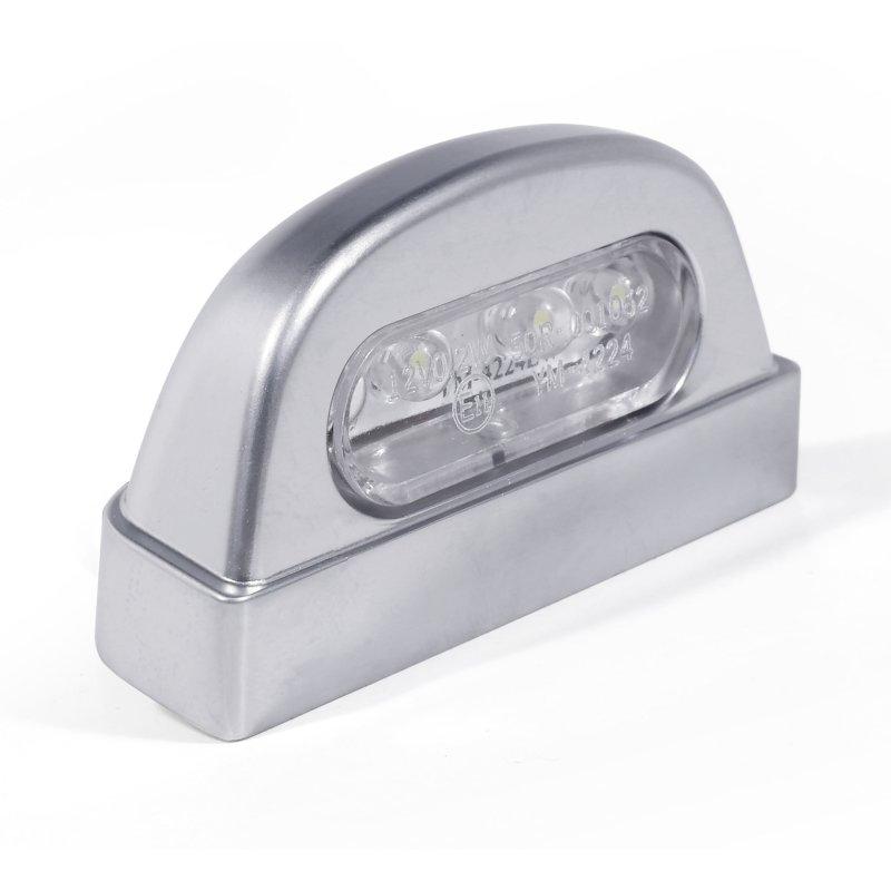 Led Mini Kennzeichen Beleuchtung Nummernschild Beleuchtung Motorrad Universal