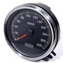 KM/H Tacho elektronisch für Harley Davidson Softail...