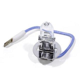 12 Volt H3 55 Watt Halogenlampe Glühlampe Glühbirne Sockel PK22s ECE