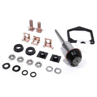 Magnetschalter Anlasser Starter Solenoid Reperatur Set für Harley Davidson 2006-