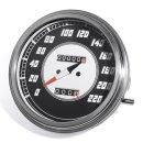 Tacho 1:1 Km/h für Harley Davidson Dash Shovel WLA...