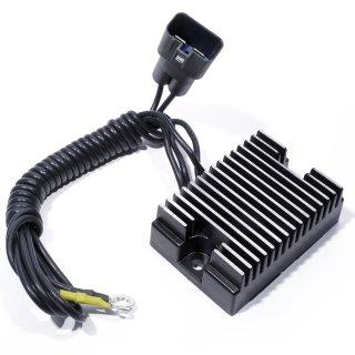Regler Spannung Lichtmaschine Schwarz Harley Davidson Softail OEM 74512-00