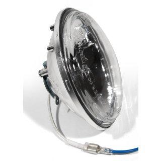 """4½"""" H3 Scheinwerfereinsatz Fernlicht für Harley Davidson US Fahrzeuge Universal"""